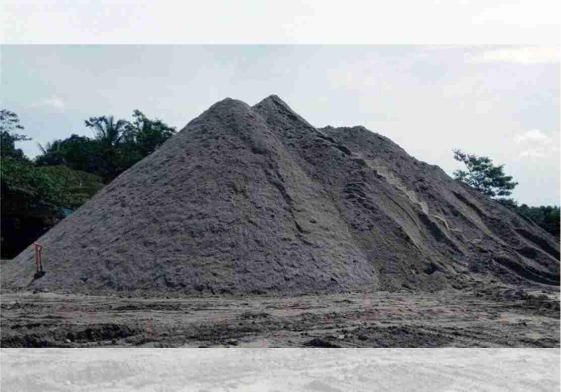 Manfaat dan Pengertian Abu Batu Untuk Paving Block