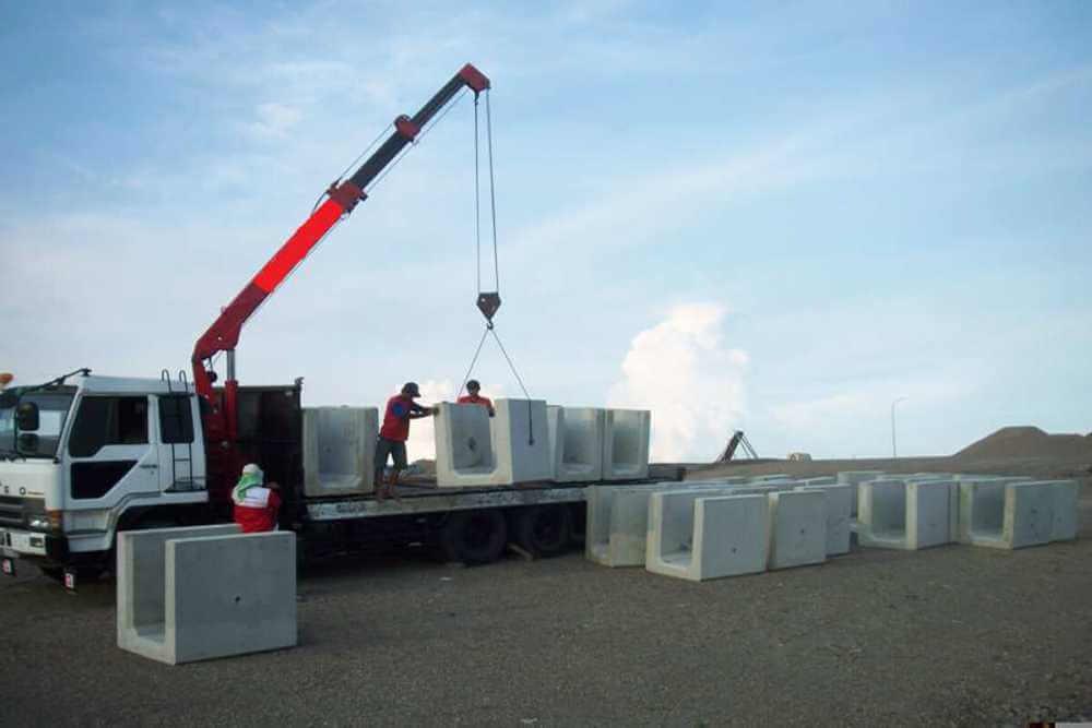 Cara Menghitung RAB Borongan Harga Pemasangan U-Ditch