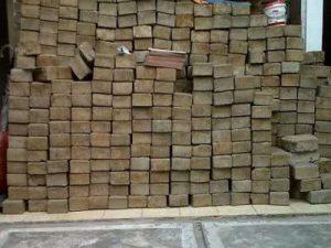 Harga Paving Block Bekas Murah