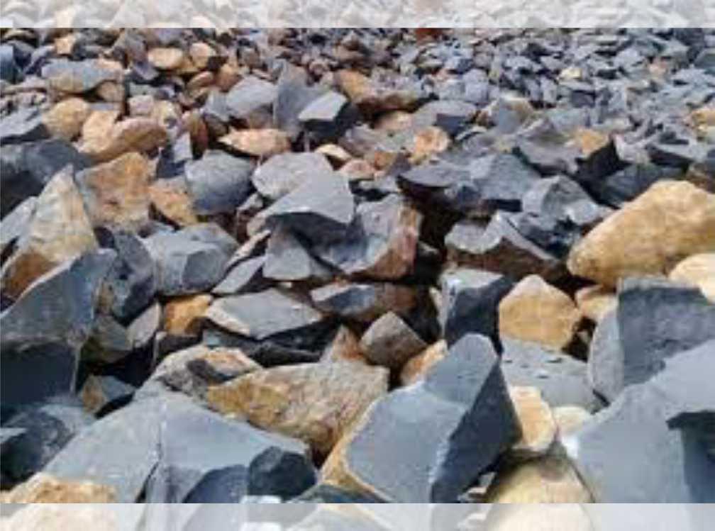 Definisi Batu Belah Dan Berbagai Jenis Ukurannya