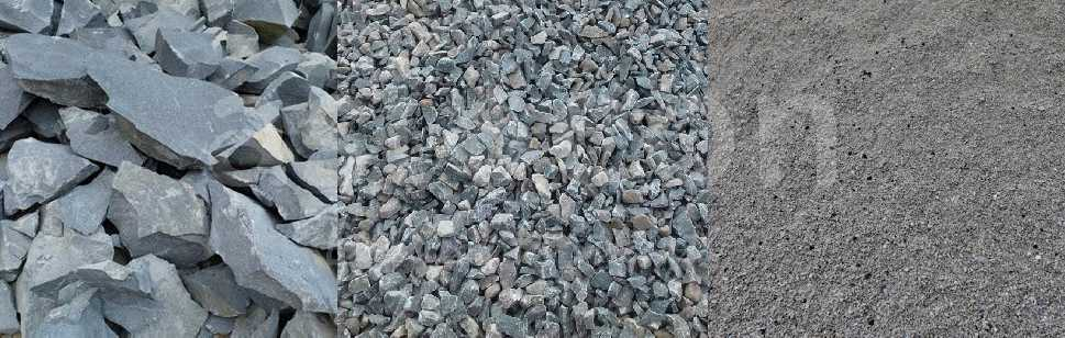 berbagai jenis batu belah