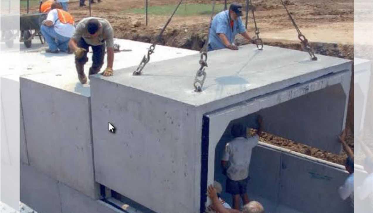 Metode Pekerjaan Pemasangan Box Culvert atau Gorong-Gorong
