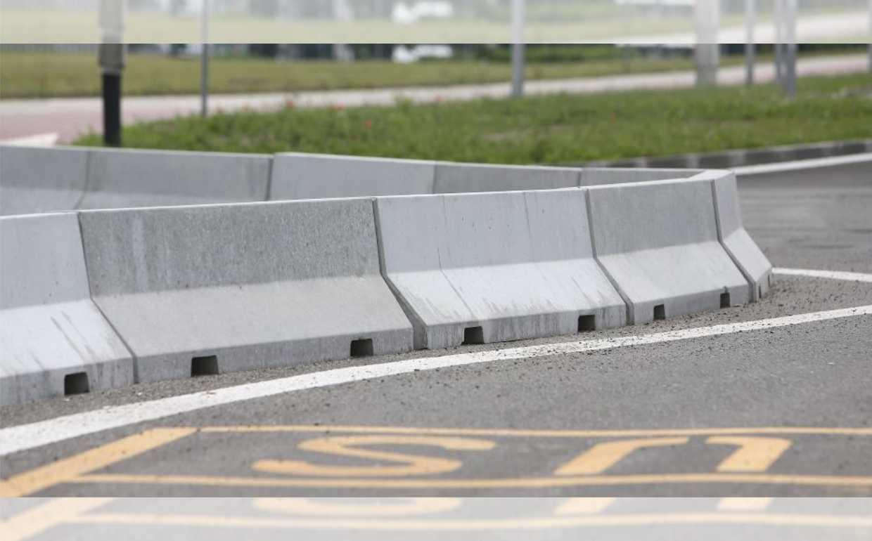 Road Barrier Beton : Pengertian serta Kelebihan dan Kekurangannya
