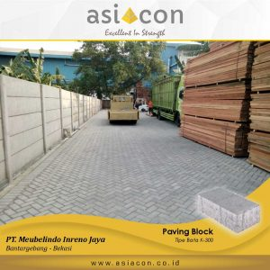 jual paving block bekasi