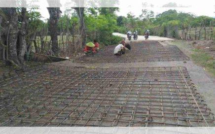 rabat beton adalah