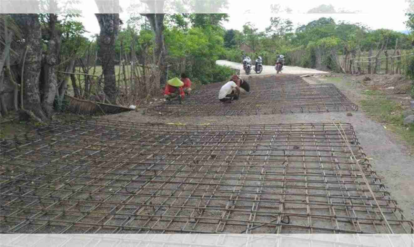 Pengertian Dan Fungsi Rabat Beton