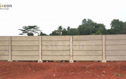 pagar panel beton adlah