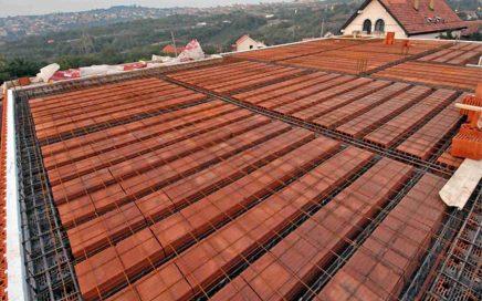 tahapan pembuatan dak beton