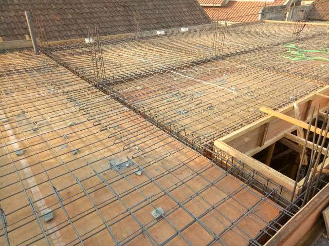 Pengertian Dan Fungsi Plat Lantai Beton