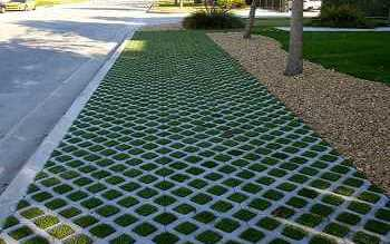 GRASS BLOCK PAVING