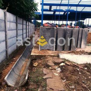 Buis beton belah