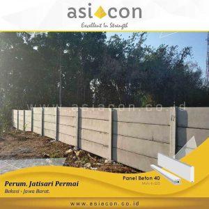 pagar beton panel bekasi