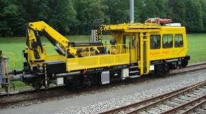 crane kereta api