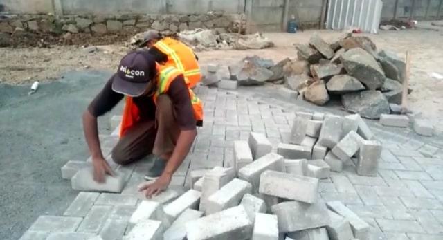 harga pasang paving block per meter persegi