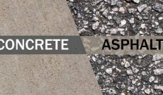 Perbandingan Jalan Aspal VS Beton