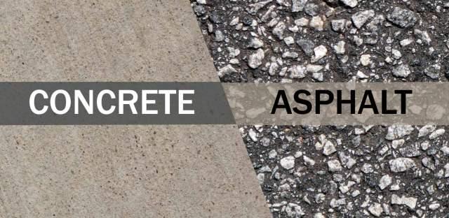 Jalan Aspal vs jalan beton
