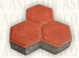 paving block warna trihex