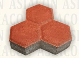 paving block warna trihex